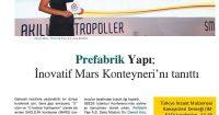 Yapı Malzeme Magazine<br /> 01 November 2016