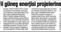 Yeni Çağrı Newspaper<br /> 06 October 2016