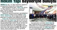Ticari Hayat Newspaper<br /> 18 February 2017