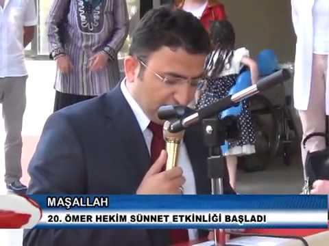 20th Ömer Hekim Circumcision Events Started [TempoTV]