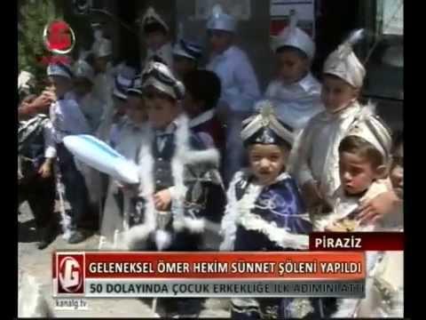 20th Ömer Hekim Circumcision Events Started [Kanal G]
