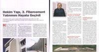 Çatı ve Cephe Magazine<br /> 01/05/2014