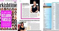 Turkish Time Magazine<br /> 01/05/2014
