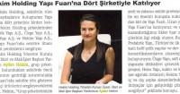 Yalıtım Magazine<br /> 01/05/2014
