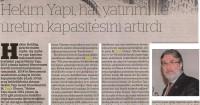 Dünya Newspaper Ekonomi Attachment<br /> 05/05/2014