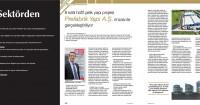 İnşaat ve Yatırım Magazine<br /> 09/05/2014