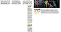 Hürriyet Newspaper<br /> 08/06/2014