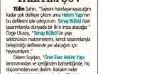 İstanbul İstiklal Newspaper<br /> 21/06/2014