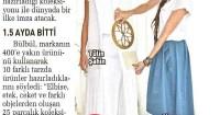 Sabah Newspaper Günaydın Attachment<br /> 25/06/2014