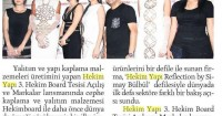 Milliyet Newspaper<br /> 02/07/2014