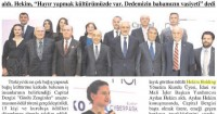Giresun Gündem Newspaper<br /> 29 December 2014
