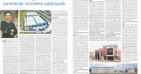Dünya İnşaat Magazine<br /> December 2014