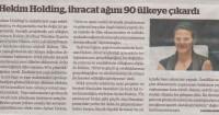 Dünya Newspaper<br /> 06 January 2015