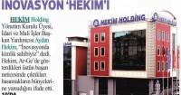 Sanayi Newspaper<br /> 19 January 2015