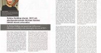 Panel Türk Magazine<br /> January 2015