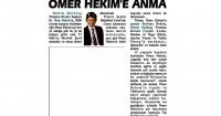 Giresun Gündem Newspaper<br /> 31 March 2015