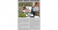 Giresun Öncü Newspaper<br /> 31 March 2015