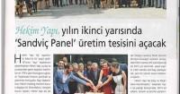Dünya İnşaat Magazine<br /> March 2015