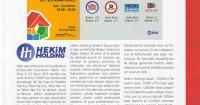 Yapı Magazin Magazine<br /> April 2015
