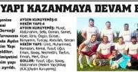 Akşam Haberleri Newspaper<br /> 28 May 2015