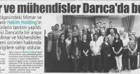 Darıca Newspaper<br /> 02 June 2015