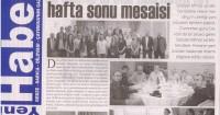 Yeni Haber Newspaper<br /> 10 June 2015