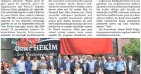 Giresun Ekspres Newspaper<br /> 12 June 2015