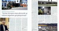 Dünya İnşaat Magazine<br /> June 2015