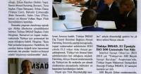 Çatı&Cephe Magazine<br /> July – August 2015