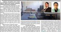 Adıyamanda Bugün Newspaper<br /> 13 Temmuz 2015