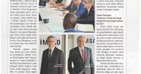 Dünya İnşaat Magazine<br /> July 2015