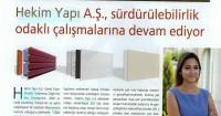 Dünya İnşaat Magazine<br /> October 2015