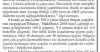 Ankara Başkent Newspaper<br /> 12 May 2016