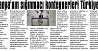 Cumra 24 Saat Newspaper<br /> 12 May 2016