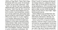 Son Saat Newspaper<br /> 12 May 2016