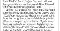 Tünaydın Newspaper<br /> 15 May 2016