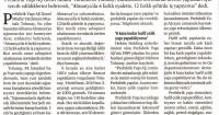 Hürses Newspaper<br /> 16 May 2016