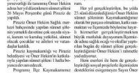 Giresun Gündem Newspaper<br /> 28 May 2016