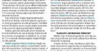 Son Söz Newspaper<br /> 29 December 2016