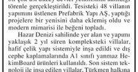 Ankara Başkent Newspaper<br /> 31 August 2016
