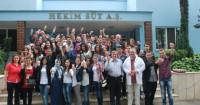 Visit From Giresun University To Hekim Milk