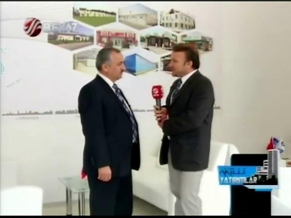 Hebo Yapı A.Ş. on BeyazTV Akıllı Yatırımlar (Turkeybuild 2014)