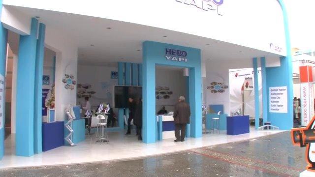 Hebo Yapı A.Ş. on ÜlkeTV (Turkeybuild 2014)