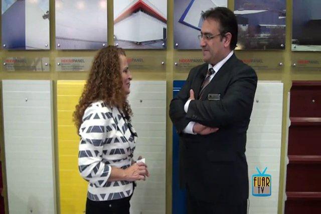 Hekim Yapı A.Ş. on FuarTV (Turkeybuild 2014)