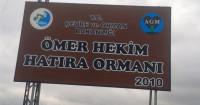 Ömer Hekim Memorial Forest