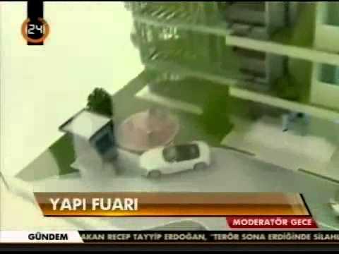 Prefabrik Yapı AŞ. on Kanal 24