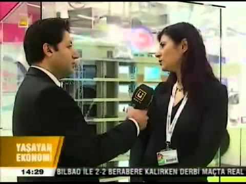Prefabrik Yapı AŞ. on Ülke TV