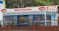 Hekim Milk Sales Stand Is In Operation