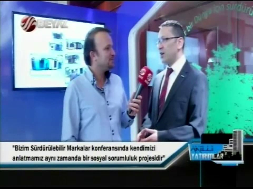 Sustainable Brands Conference (Beyaz TV)