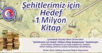 Target concerning the Martyrs: 1 Million Books
